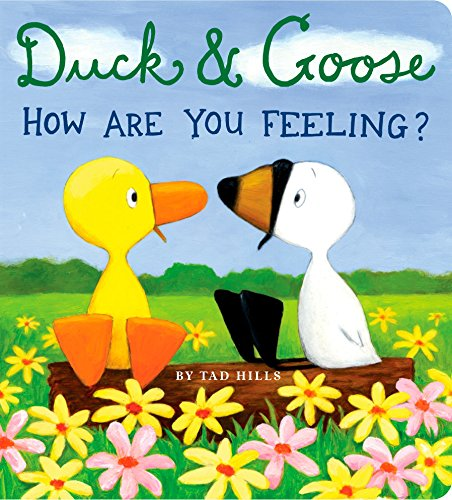 Duck & Goose, How Are You Feeling? – Board book