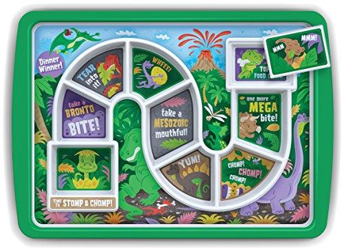 Fred & Friends DINNER WINNER Kid's Dinner Tray (Dino Time)