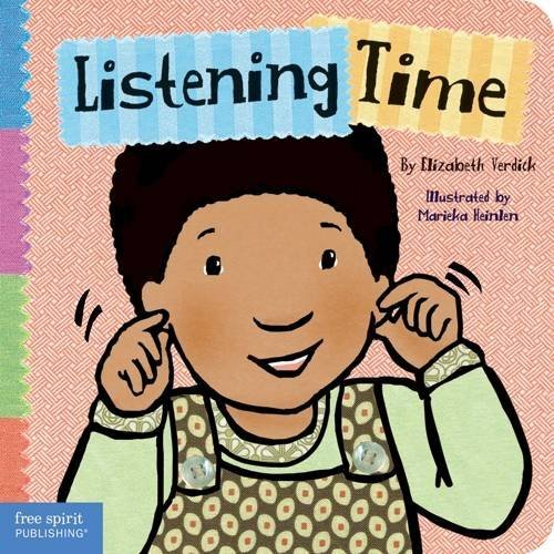 Listening Time (Toddler Tools®) –  Board book