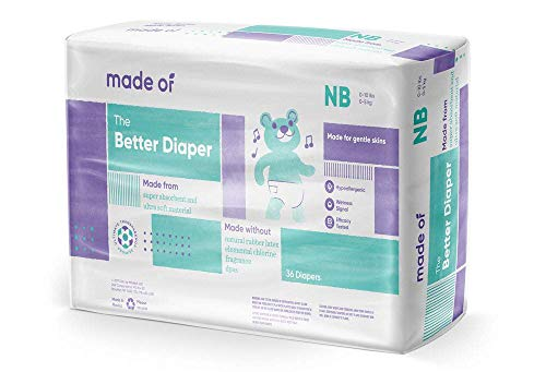 MADE OF The Better Baby Diapers