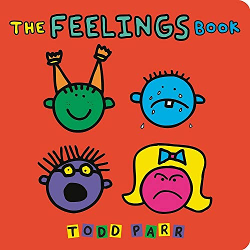 The Feelings Book – Board book