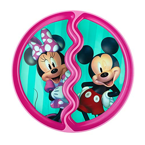 The First Years Disney Suction Plate for Kids, Minnie Mouse