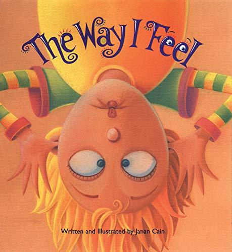 The Way I Feel – Board book
