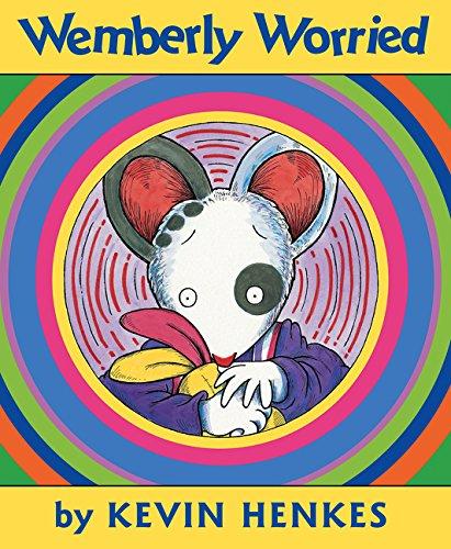 Wemberly Worried – Hardcover