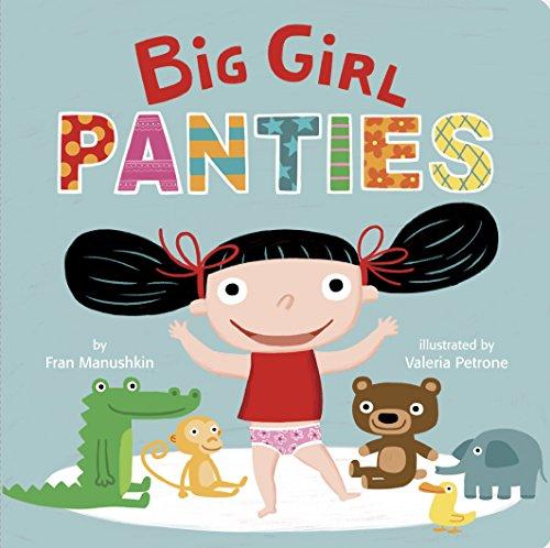 Big Girl Panties – Board Book
