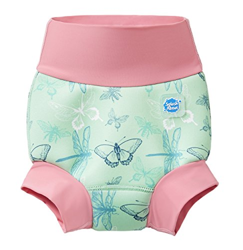 Splash About New and Improved Happy Nappy Swim Diapers (Dragonfly)