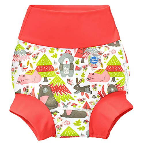 Splash About New and Improved Happy Nappy Swim Diapers (Into The Woods)