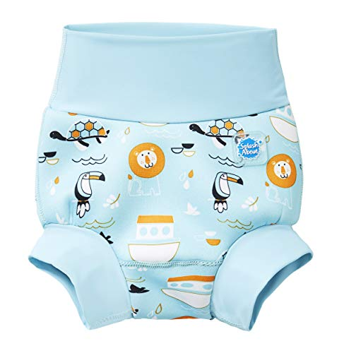 Splash About New and Improved Happy Nappy Swim Diapers (Noak's Ark)