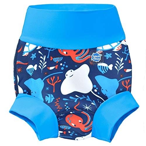 Splash About New and Improved Happy Nappy Swim Diapers ( Under the Sea)