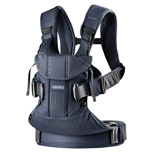 BabyBjorn Baby Carrier One Air (Navy Blue)