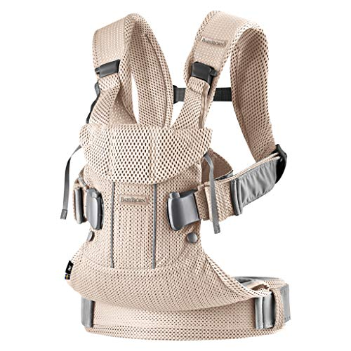 BabyBjorn Baby Carrier One Air (Pearly Pink)