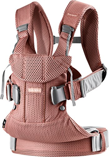 BabyBjorn Baby Carrier One Air (Vintage Rose)