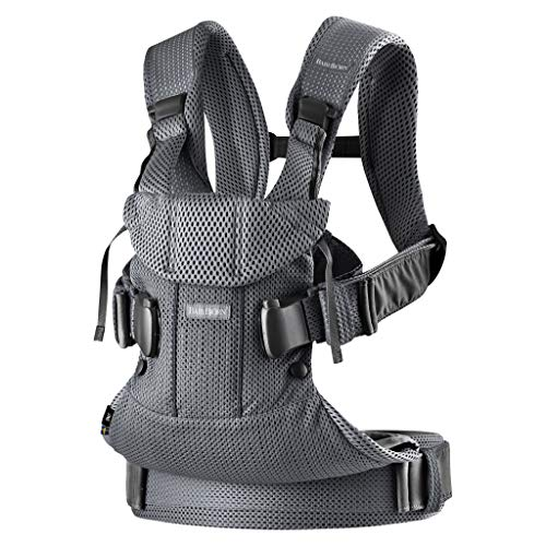 BabyBjorn Baby Carrier One Air (Anthracite)