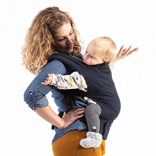 Boba 4G Classic Multi-Position Baby Carrier (Navy)