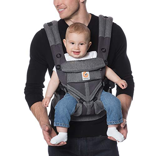 Ergobaby™ Omni 360 Cool Air Mesh Baby Carrier (Classic Weave)