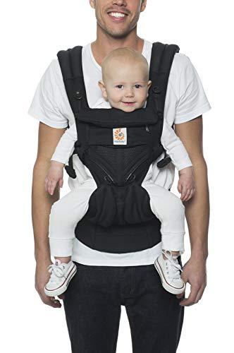 Ergobaby™ Omni 360 Cool Air Mesh Baby Carrier (Onyx Black)