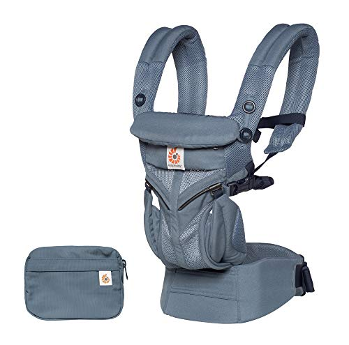 Ergobaby™ Omni 360 Cool Air Mesh Baby Carrier (Oxford Blue)