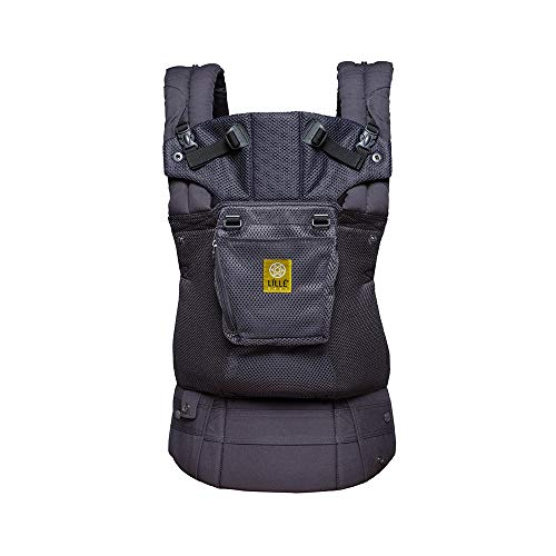 LÍLLÉbaby Complete Airflow Six-Position Baby Carrier (Charcoal)