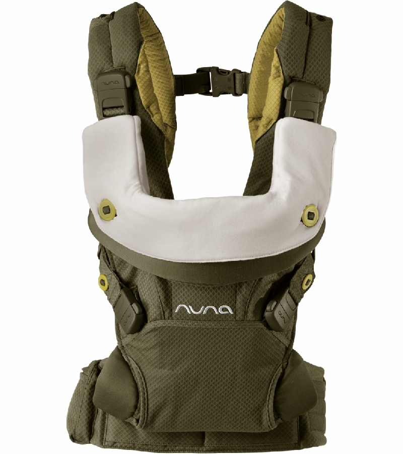 NUNA CUDL Baby Carrier (Olive)