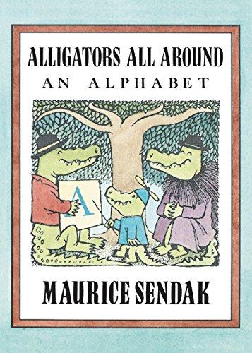 Alligators All Around: An Alphabet