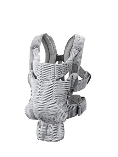 BABYBJORN Baby Carrier Free (Grey)