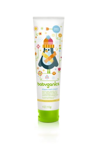 Babyganics Diaper Rash Cream