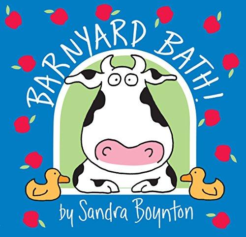Barnyard Bath! Bath Book