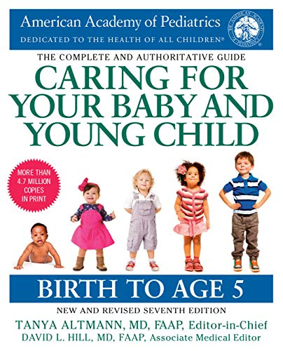 Caring for Your Baby and Young Child, Birth to Age Five