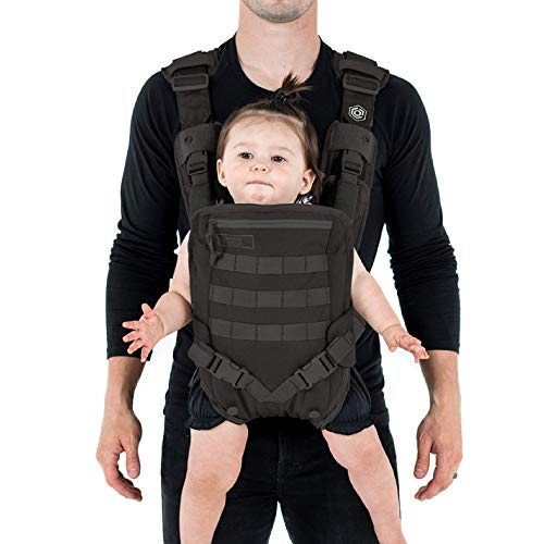 Mission Critical S.01 Action Baby Carrier (Black)