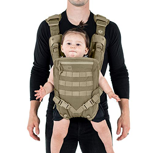 Mission Critical S.01 Action Baby Carrier (Coyote)