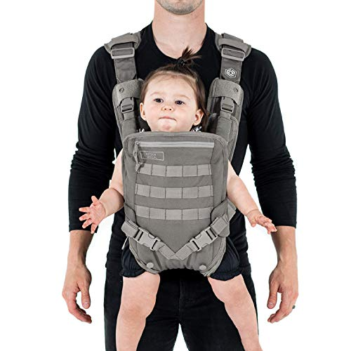 Mission Critical S.01 Action Baby Carrier (Grey)