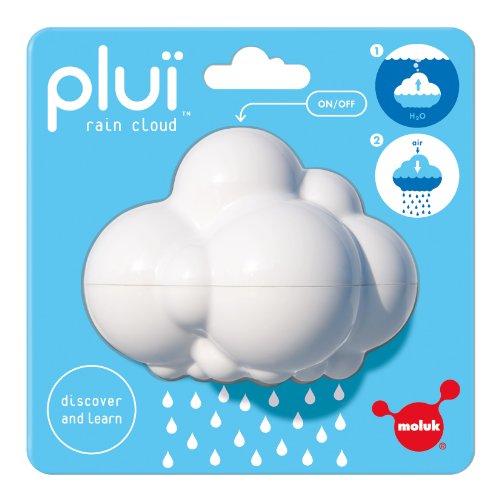 Plui Rain Cloud Tub Toy