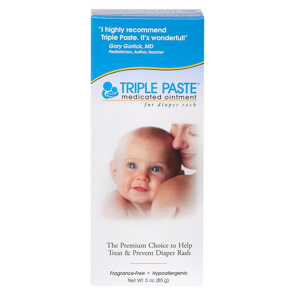 Triple Paste Diaper Rash Ointment