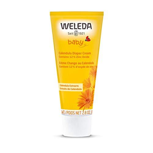 Weleda Baby Calendula Diaper Rash Cream