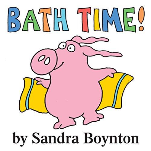 Bath Time! Bath Book