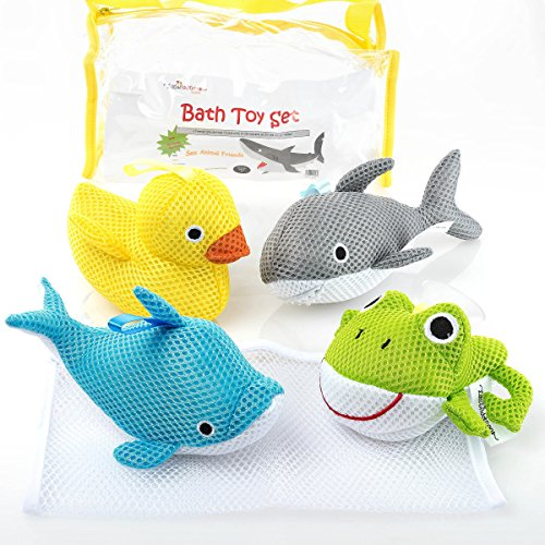 Bath Toys – Soft & Educational Bath Toy for Baby & Toddlers