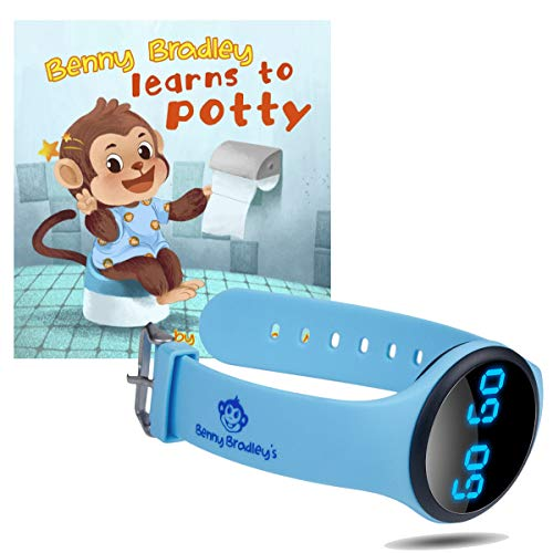 Benny Bradley's Potty Training Watch – Blue