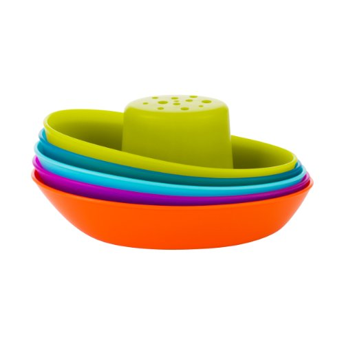 Boon Stacking Boats Bathing Toys
