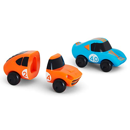 Munchkin Mix and Match Cars Toddler Bath Toy
