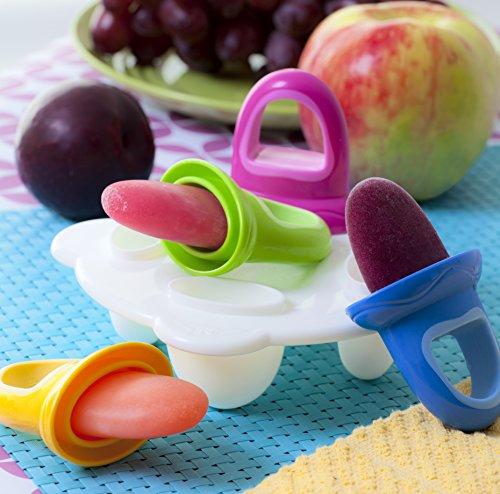 Frozen Pop Tray By Nuby