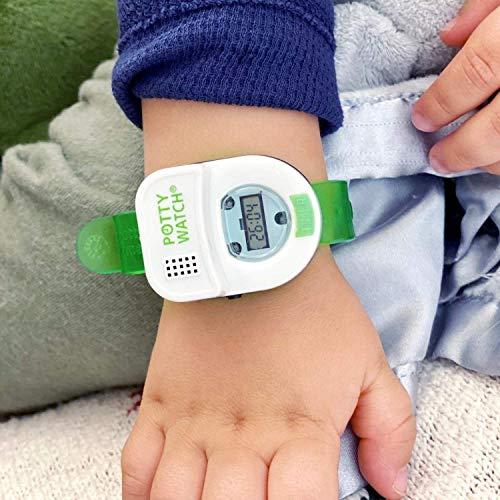 Potty Time: The Original Potty Watch – Green