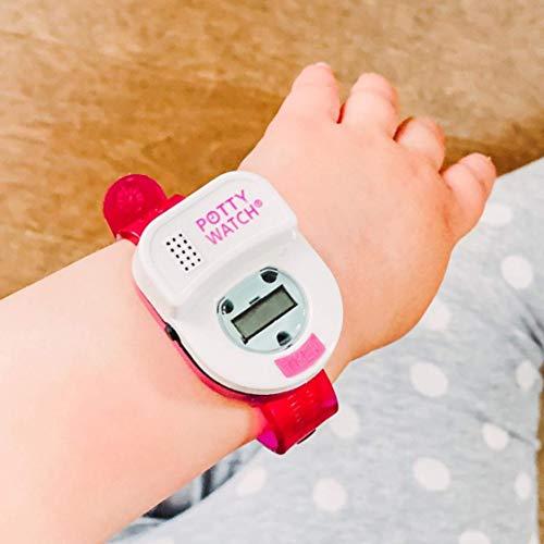 Potty Time: The Original Potty Watch – Pink