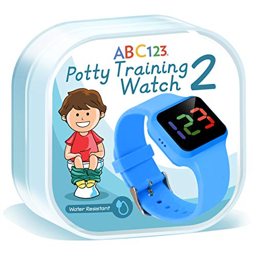 Potty Training Watch 2 By ABC123 – Blue