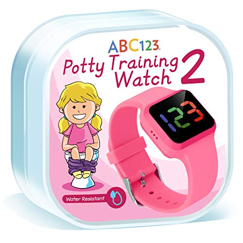 Potty Training Watch 2 By ABC123 – Pink