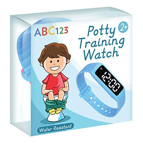 Potty Training Watch By ABC123 – Blue
