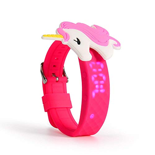 PottyWrist Potty Training Timer – Pink