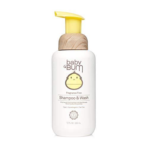Baby Bum Shampoo & Wash