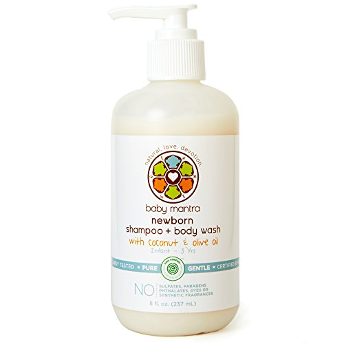 Baby Mantra 2-in-1 Shampoo and Body Wash
