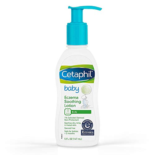 Cetaphil Baby Eczema Soothing Lotion