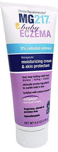 MG217 Baby Eczema Moisturizing Cream